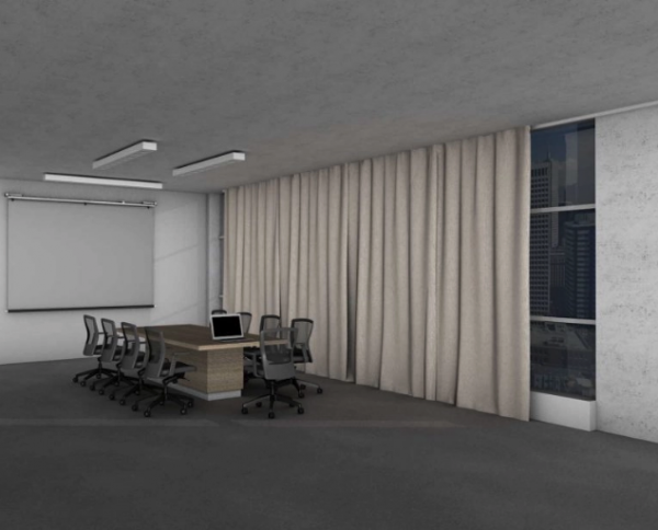 Acoustic Fabric / Curtains