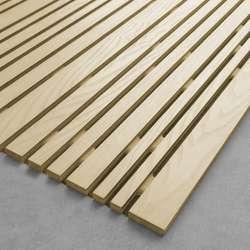Wood Panels (No Foam)